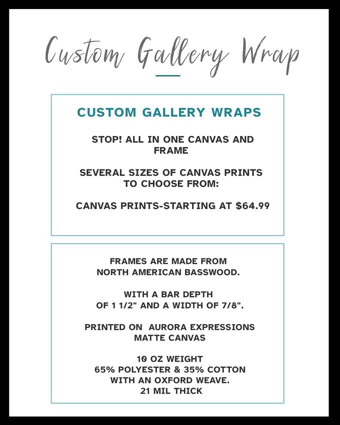 Web Page -Custom CANVAS
