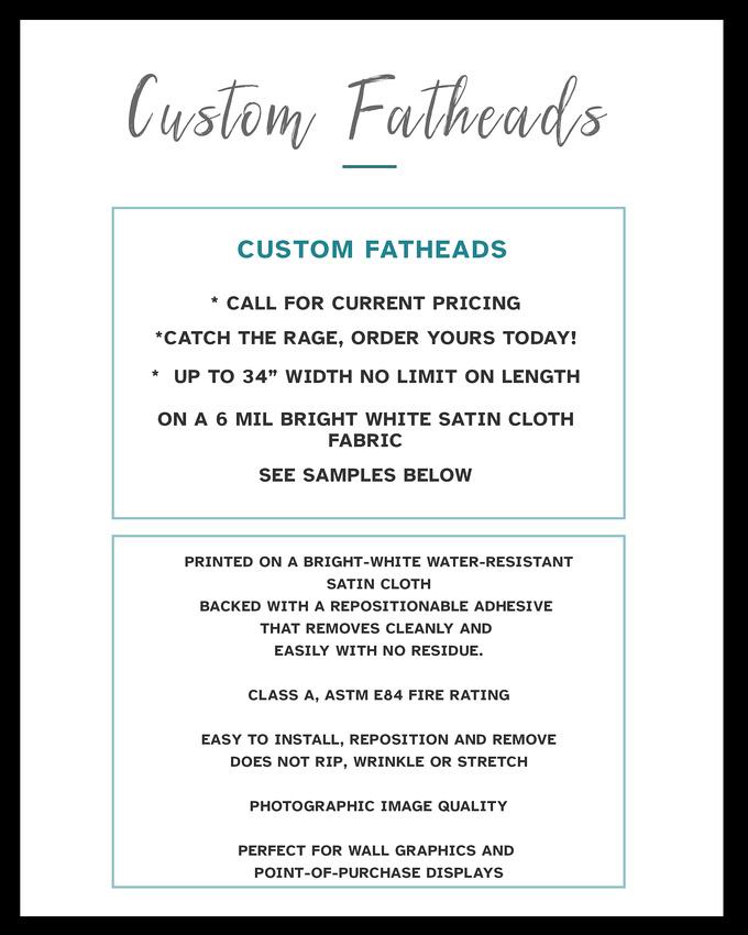 Web Page -Custom Fathead